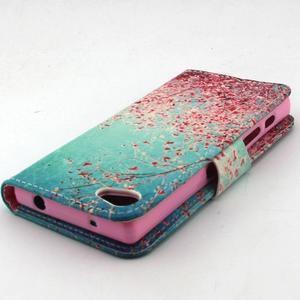Kelly pouzdro na mobil Sony Xperia Z5 Compact - kvetoucí strom - 6