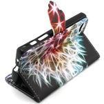 Kelly pouzdro na mobil Sony Xperia Z5 Compact - detail pampelišky - 6/6