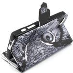 Kelly pouzdro na mobil Sony Xperia Z5 Compact - sova - 6/6