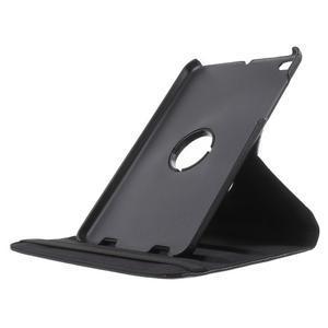 Otočné polohovatelné pouzdro na Xiaomi Mi Pad 2 - černé - 6