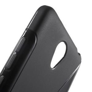 S-line gelový obal na mobil Xiaomi Redmi Note 2 - černý - 6