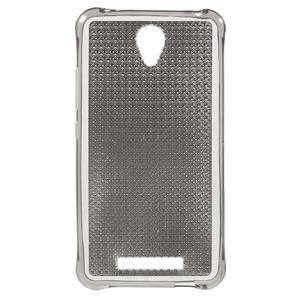 Diamonds gelový obal na Xiaomi Redmi Note 2 - transparentní - 6