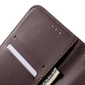 Leaf peněženkové pouzdro na Xiaomi Redmi Note 3 - rose - 6