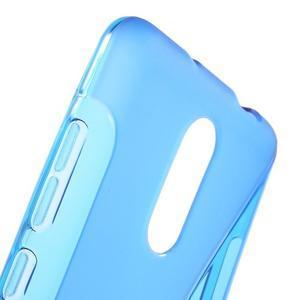 S-line gelový obal na Xiaomi Redmi Note 3 - modrý - 6