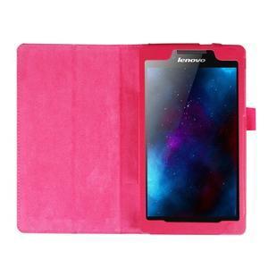 Dvoupolohové pouzdro na tablet Lenovo Tab 2 A7-20 - rose - 6