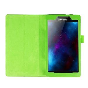 Dvoupolohové pouzdro na tablet Lenovo Tab 2 A7-20 - zelené - 6
