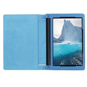 Safe PU kožené pouzdro na tablet Lenovo Yoga Tab 3 8.0 - světlemodré - 6