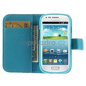 Pouzdro na mobil Samsung Galaxy S3 mini - Eiffelka - 6
