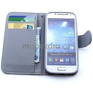 Eiffel peněženkové pouzdro na mobil Samsung Galaxy S4 mini - 6