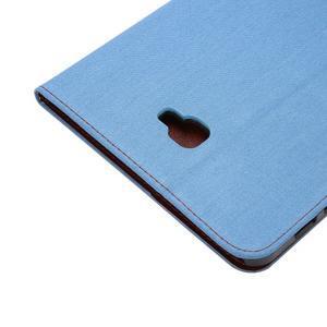 Jeans pouzdro na tablet Samsung Galaxy Tab A 10.1 (2016) - světlemodré - 6