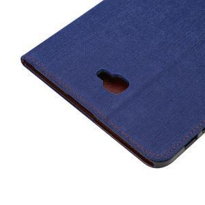 Jeans pouzdro na tablet Samsung Galaxy Tab A 10.1 (2016) - tmavěmodré - 6