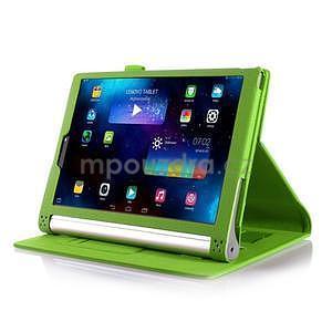 Ochranné pouzdro na Lenovo Yoga Tablet 2 10.1 - zelené - 6