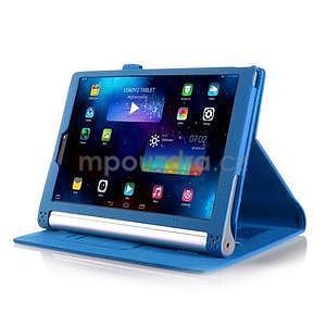 Ochranné pouzdro na Lenovo Yoga Tablet 2 10.1 - modré - 6
