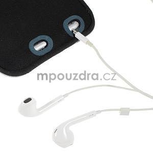 Soft pouzdro na mobil vhodné pro telefony do 160 x 85 mm - fialové - 6