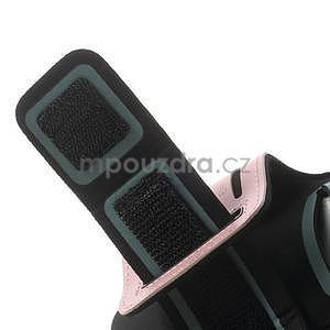 Jogy běžecké pouzdro na mobil do 125 x 60 mm - růžové - 6