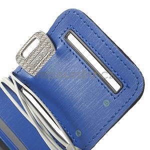Jogy běžecké pouzdro na mobil do 125 x 60 mm - modré - 6