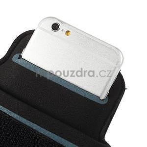 Gymfit sportovní pouzdro pro telefon do 125 x 60 mm - černé - 6