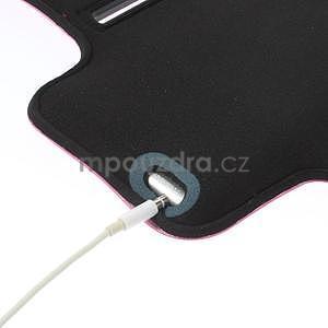 Gymfit sportovní pouzdro pro telefon do 125 x 60 mm - rose - 6