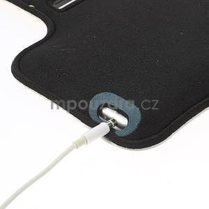 Gymfit sportovní pouzdro pro telefon do 125 x 60 mm - oranžové - 6
