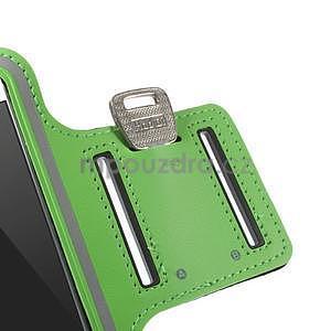 Gymfit sportovní pouzdro pro telefon do 125 x 60 mm - zelené - 6