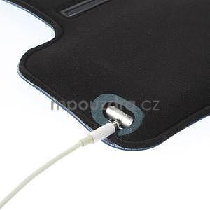 Gymfit sportovní pouzdro pro telefon do 125 x 60 mm - tmavě modré - 6
