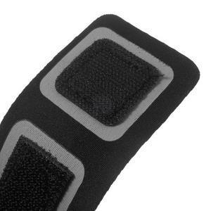 Fitsport pouzdro na ruku pro mobil do velikosti až 145 x 73 mm - černé - 6