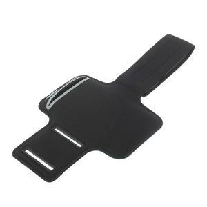 Fitsport pouzdro na ruku pro mobil do velikosti až 145 x 73 mm - tmavěmodré - 6