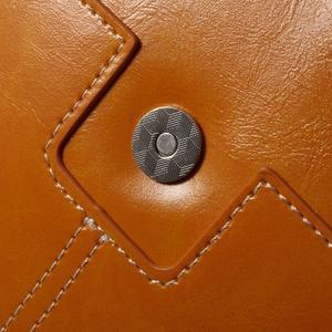 Business univerzální pouzdro na tablet do rozměru 226 x 149 mm - oranžové - 6