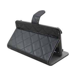 Luxury univerzální pouzdro na mobil do 148 x 76 x 21 mm - černé - 6