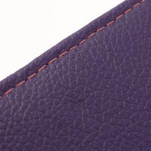 Softy univerzální pouzdro na mobil do 137 × 71 × 8,6 mm - fialové - 6