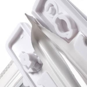 Nox7 vodotěsný obal na mobil do rozměru 16.5 x 9.5 cm - bílý - 6