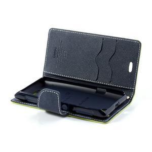 Mr. Fancy peněženkové pouzdro pro Sony Xperia L - zelené - 6