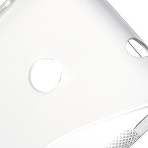 Gelové S-line pouzdro na Nokia Lumia 520- šedé - 7