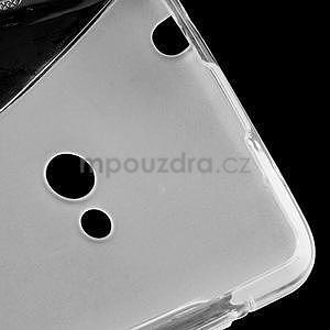 Gelové S-line pouzdro pro Nokia Lumia 625- transparentní - 7