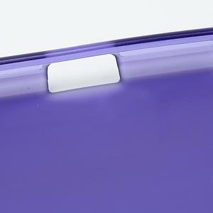 Gelové pouzdro na Sony Xperia Z L36i C6603- fialové - 7