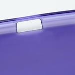 Gelové pouzdro na Sony Xperia Z L36i C6603- fialové - 7/7