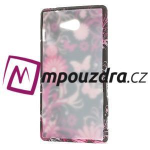 Gelové pouzdro na Sony Xperia M2 D2302 - motýlci - 7