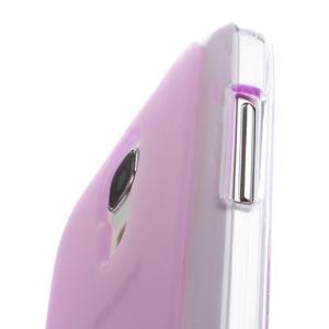 Gelové pouzdro na Samsung Galaxy S4 mini i9190- fialové - 7