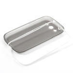 Gelové rámované pouzdro na Samsung Galaxy S3 i9300- šedé - 7/7