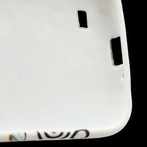 Gelové pouzdro pro Samsung Galaxy S4 i9500- barevná květina - 7