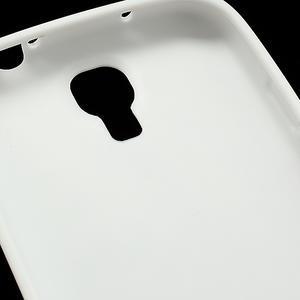 Gelové pouzdro pro Samsung Galaxy S4 i9500- kvetoucí švestka - 7
