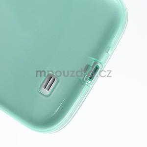 Gelové slim pouzdro na Samsung Galaxy S4 i9500- zelené - 7