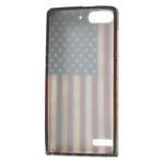 Gelové pouzdro na Huawei Ascend G6 - USA vlajka - 7/7