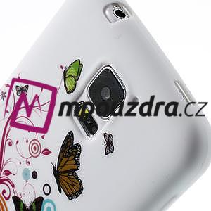 Gelové pouzdro na Samsung Galaxy S5- motýlek - 7
