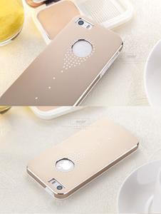 Hliníkové pouzdro na iPhone 5, 5s- zlaté - 7