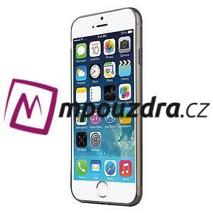 Ultra slim 0.7 mm gelové pouzdro na iPhone 6, 4.7  - šedé - 7