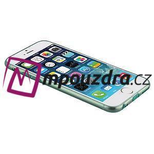 Ultra slim 0.7 mm gelové pouzdro na iPhone 6, 4.7  - modré - 7