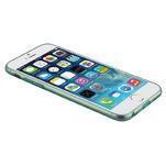 Ultra slim 0.7 mm gelové pouzdro na iPhone 6, 4.7  - modré - 7/7