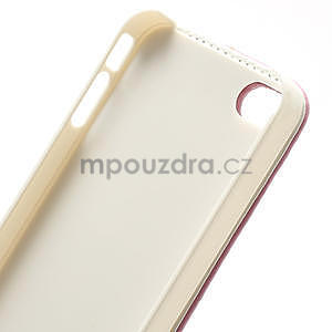 Flipové pouzdro pro iPhone 4, 4s- světlerůžové - 7