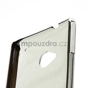 Drahokamové pouzdro pro HTC one M7- bílé - 7